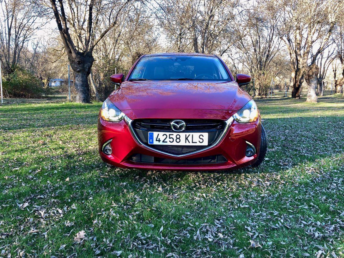 Disen%CC%83o frontal 1140x855 - Mazda2 Zenith 1.5 Skyactiv-G 90 CV