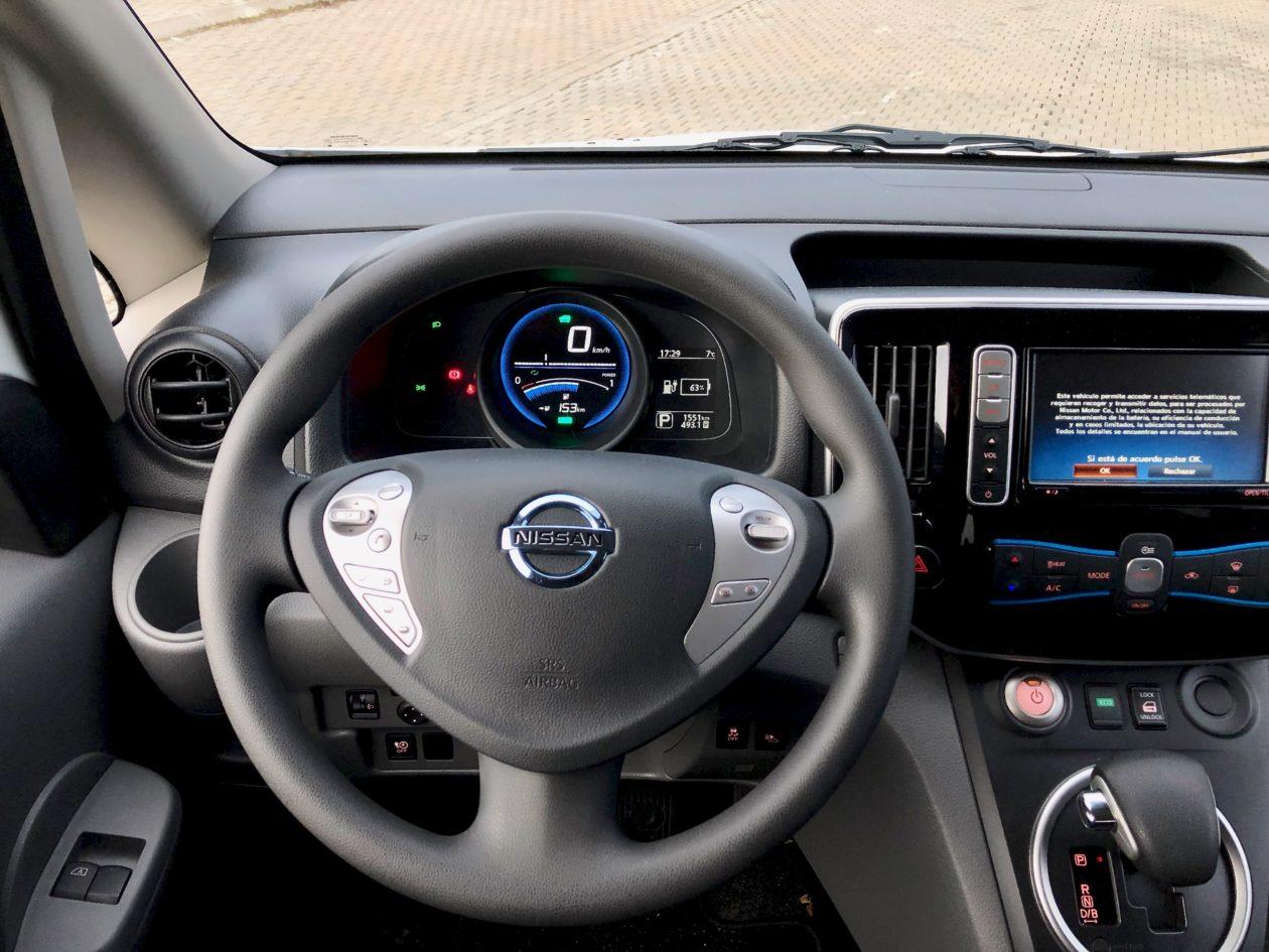 Taco%CC%81metro 1 1260x945 - Nissan e-NV200 7 plazas 40 kWh de capacidad