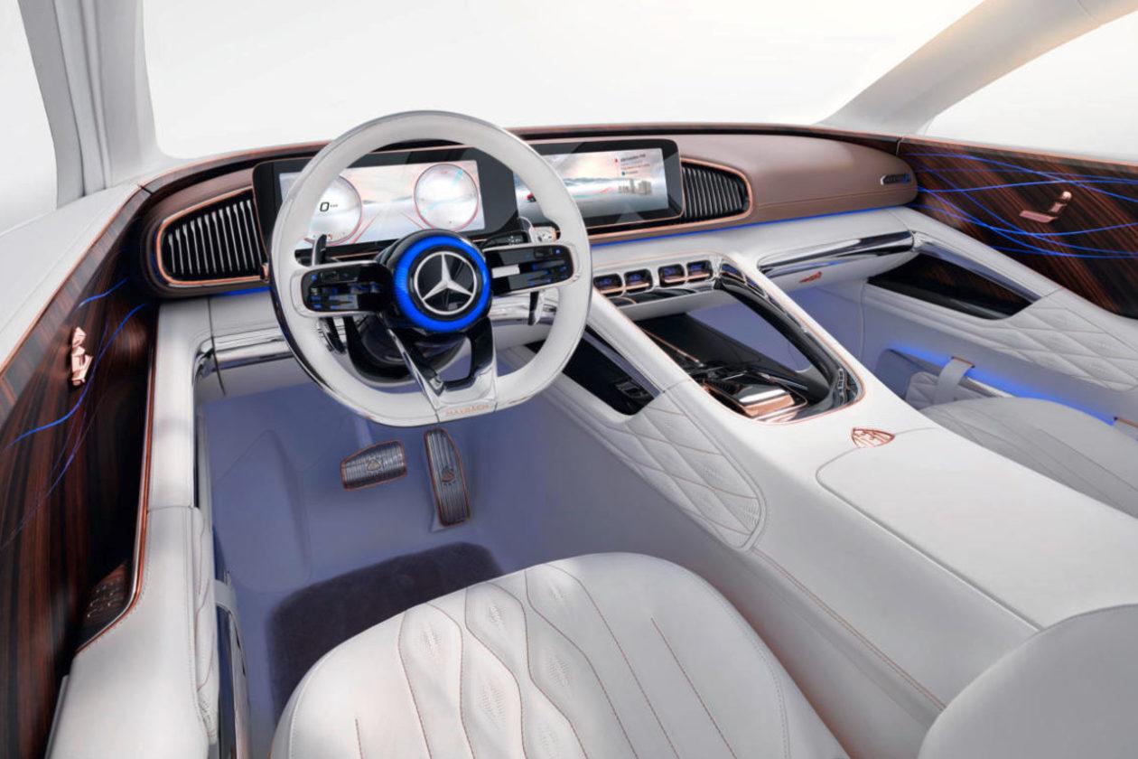 Puesto de conduccio%CC%81n Maybach GLS 1260x840 - Mercedes-Maybach GLS: un SUV a la altura de un Bentayga